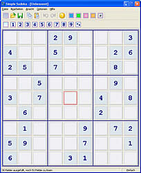 Simple Sudoku von Chip