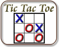 Tic-Tac-Toe Spiel